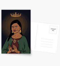 Mindy Kaling Postcards