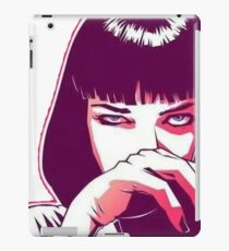 Pop Art - Uma Therman iPad Case/Skin