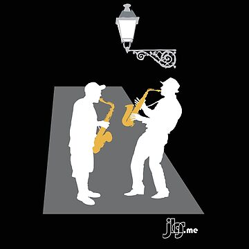 Saxophone Alley by jlgrcreations05