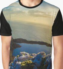 Quartz on the mountain Graphic T-Shirt