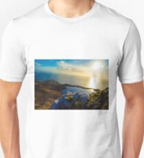 Quartz on the mountain Unisex T-Shirt