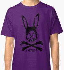 ...and so we inHABIT. (black) Classic T-Shirt