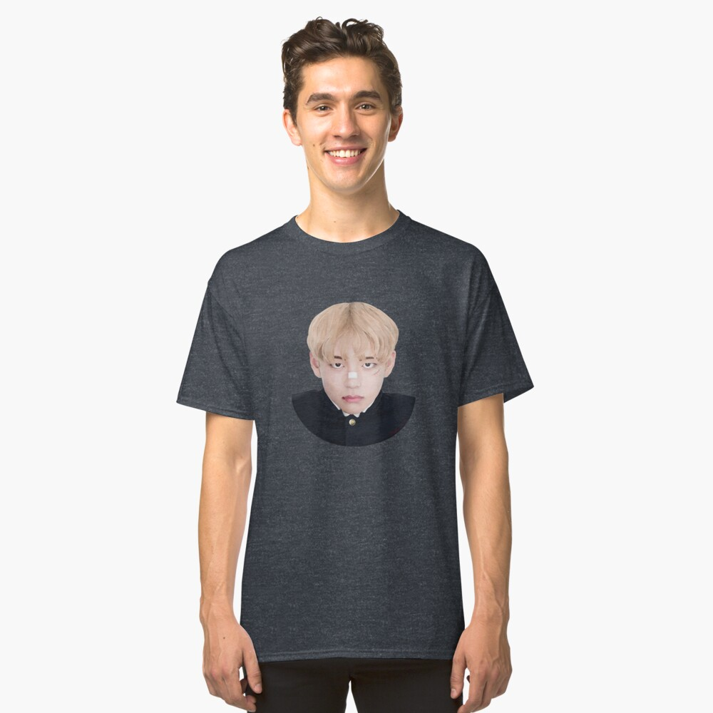 Taehyung  Classic T-Shirt Front