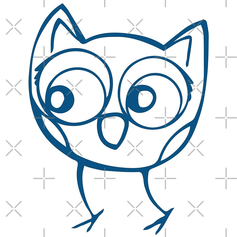 Owl 8 by Jezli Pacheco