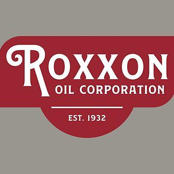 Retro Roxxon Logo by JungleBri