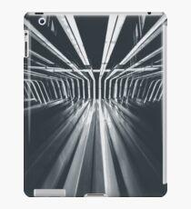 ART BLACK AND WHITE Pop Art iPad Case/Skin