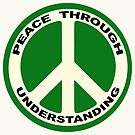 Peace Through Understanding by Albert