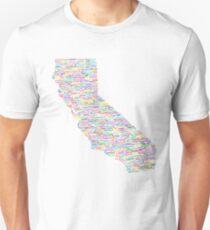 California Vibes Unisex T-Shirt
