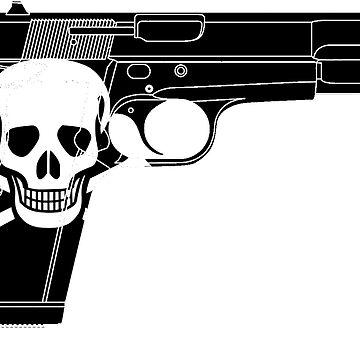 Pirate Handgun by cstronner