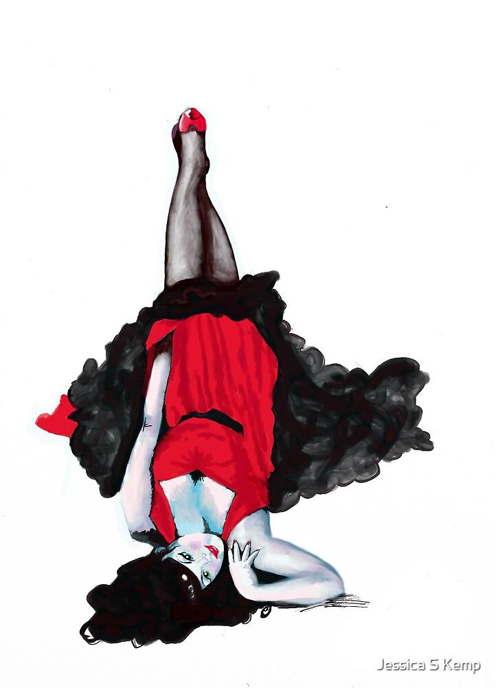 joyeux no l by jessica s kemp redbubble. Black Bedroom Furniture Sets. Home Design Ideas