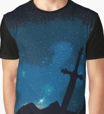 Sword Space Graphic T-Shirt
