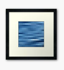 Nature Pixels No 10 Framed Print