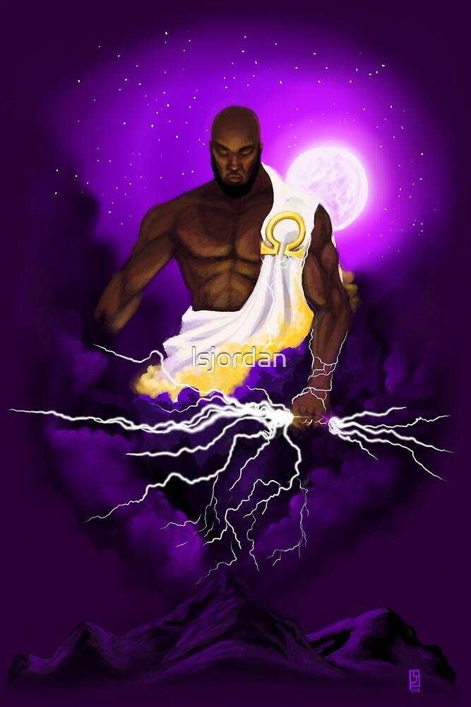The Keeper of Thunder by lsjordan