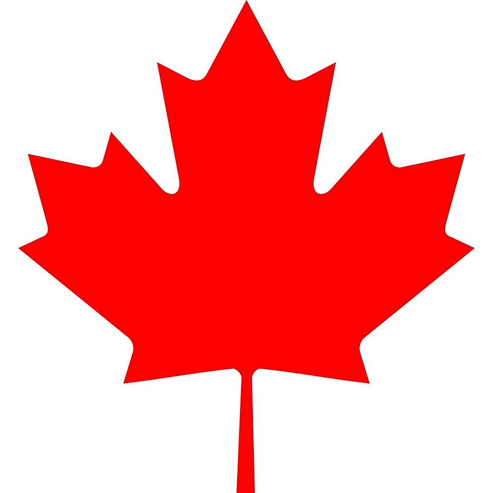 Canadian leaf by mrporter1011
