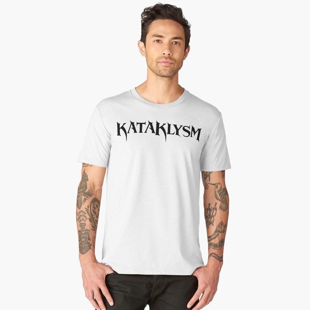 Kataklysm Men's Premium T-Shirt Front