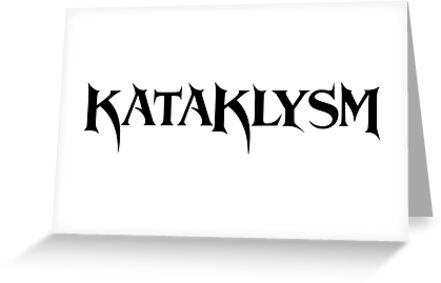 Kataklysm by MetalMania