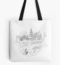 Chanco collage Tote Bag