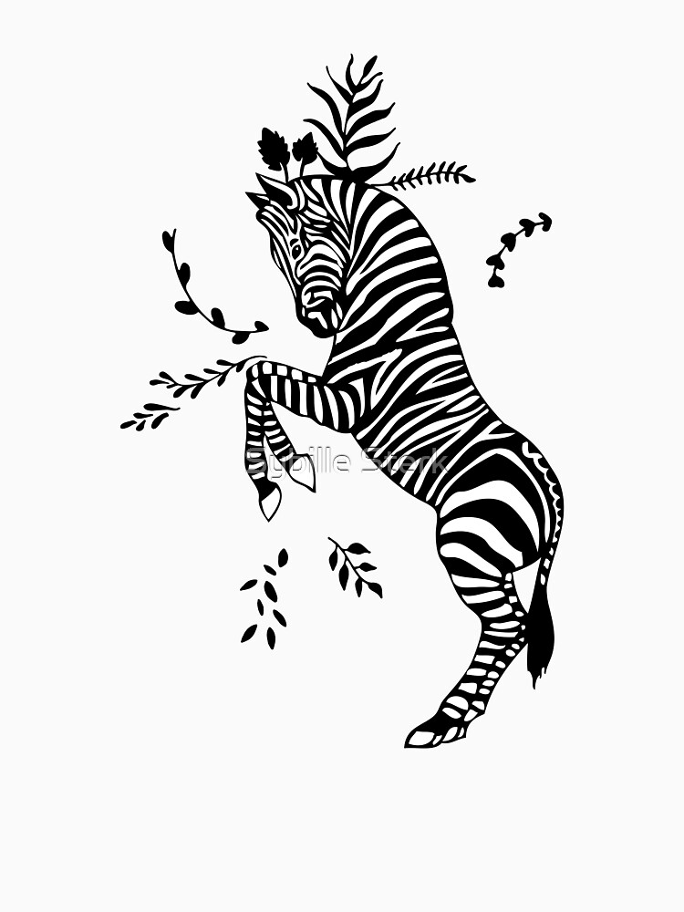 Zebra by MagpieMagic