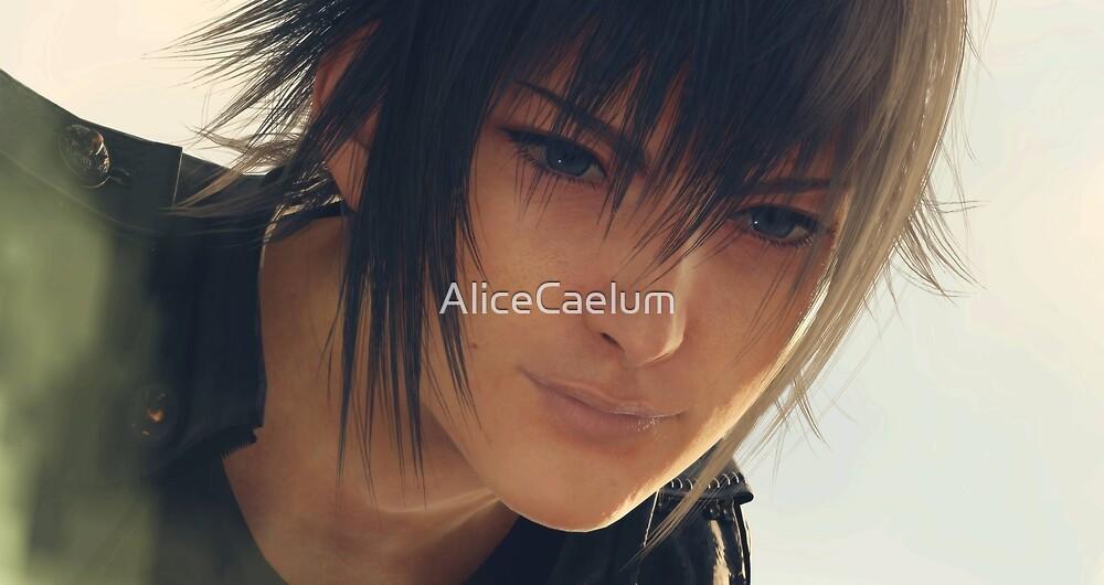 Final Fantasy XV Noctis by AliceCaelum