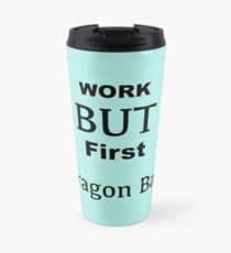 Funny Dragon Ball Work Shirt - Love Dragon Ball Shirt - Love Dragon Ball t shirt - Love Dragon Ball Tee -  Travel Mug