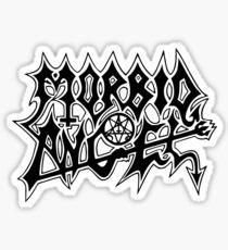 Morbider Engel Sticker
