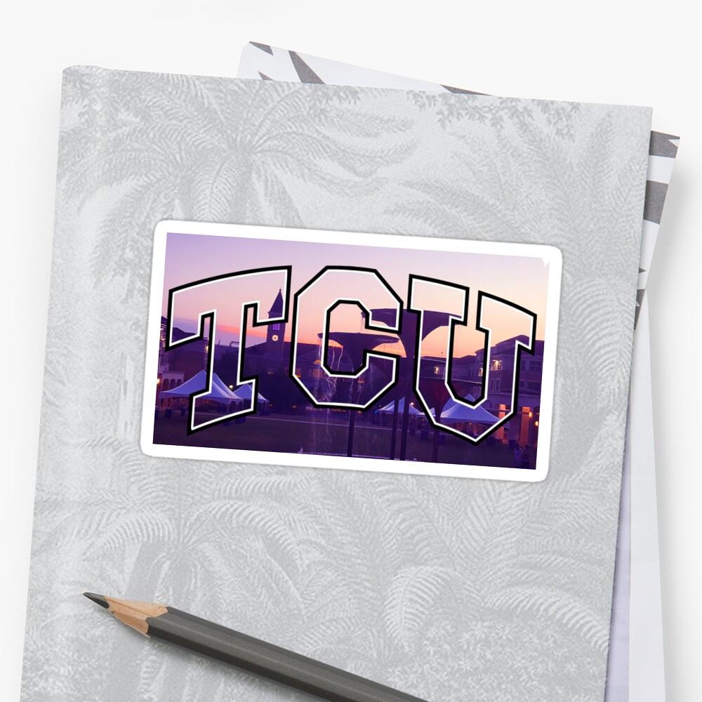 TCU Commons by faithl13