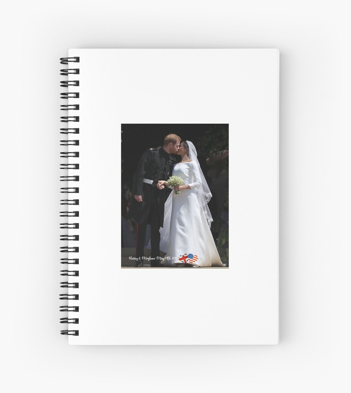 May 19th 2018: When Harry married Meghan  by LaSposadiSabbia