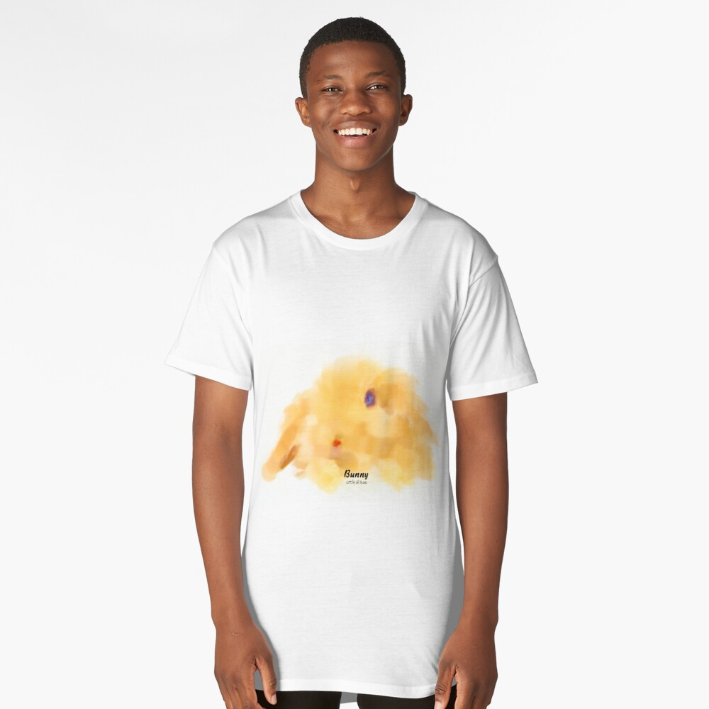 Bunny Long T-Shirt Front