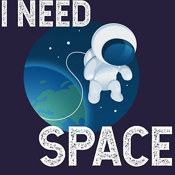 Astronaut- I Need Space by srnrvs