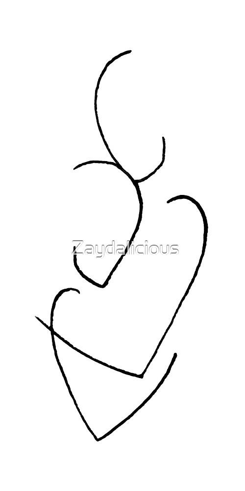 Gentle Sweetness 3 by Zaydalicious