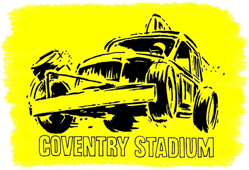 Coventry Stadium '68 by Stuart Price