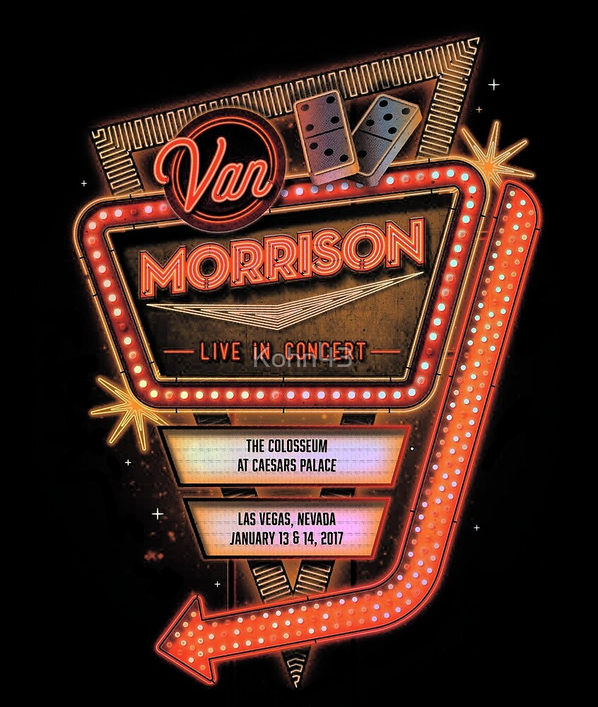 tour von van morrison 2017 bolak by Kohn43