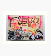 identity popularity Art Print