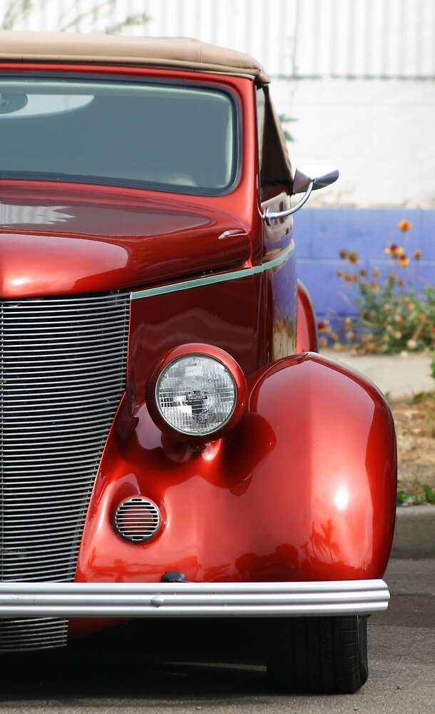 RED COUPE by fsmitchellphoto