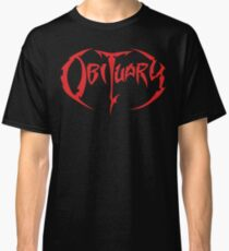 Obituary Classic T-Shirt