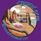 Crystal Gems Laundromat Co. by Monica Lara