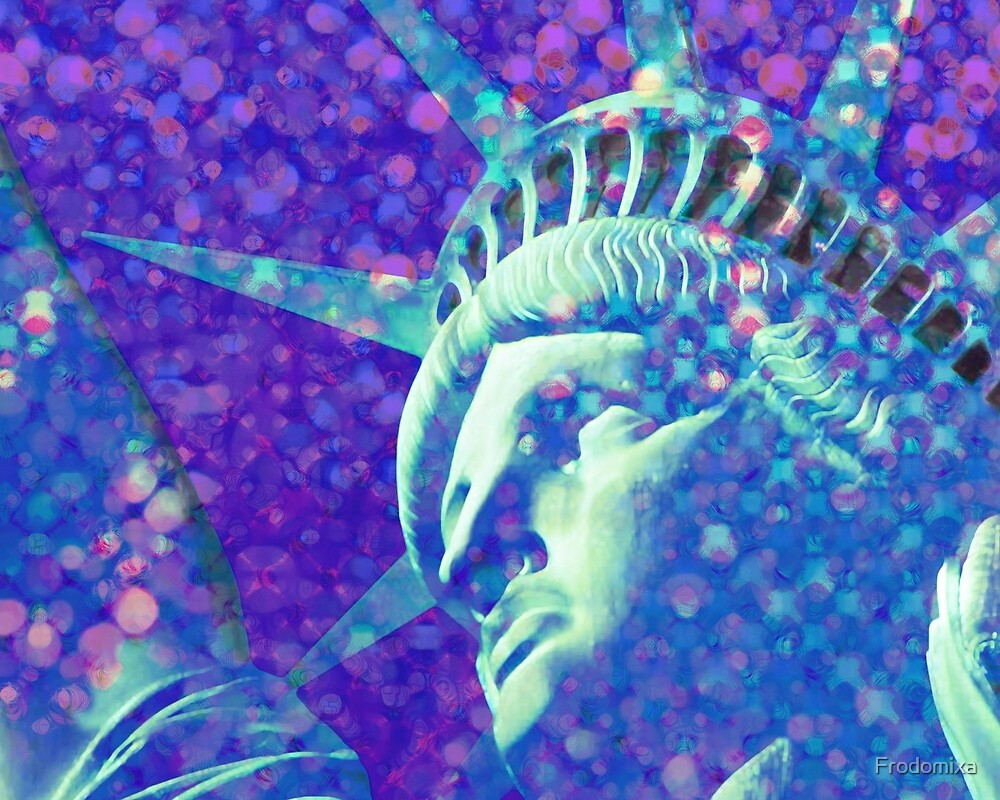Lady Liberty by Frodomixa