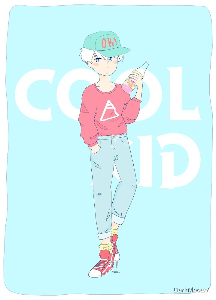 COOL KiD by DarkMeow7