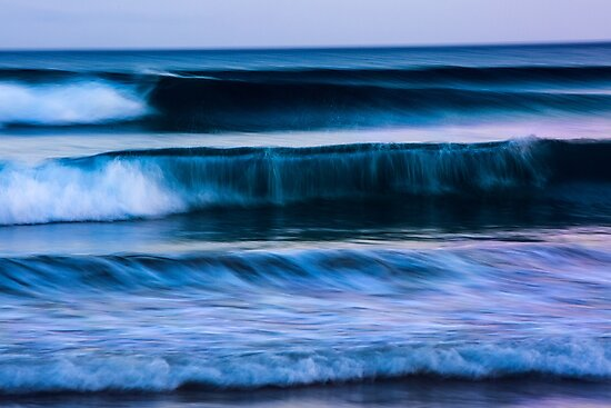 Pastel waves by jordanbimages