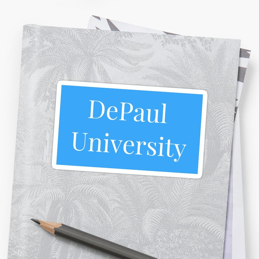 DePaul University by RossDillon