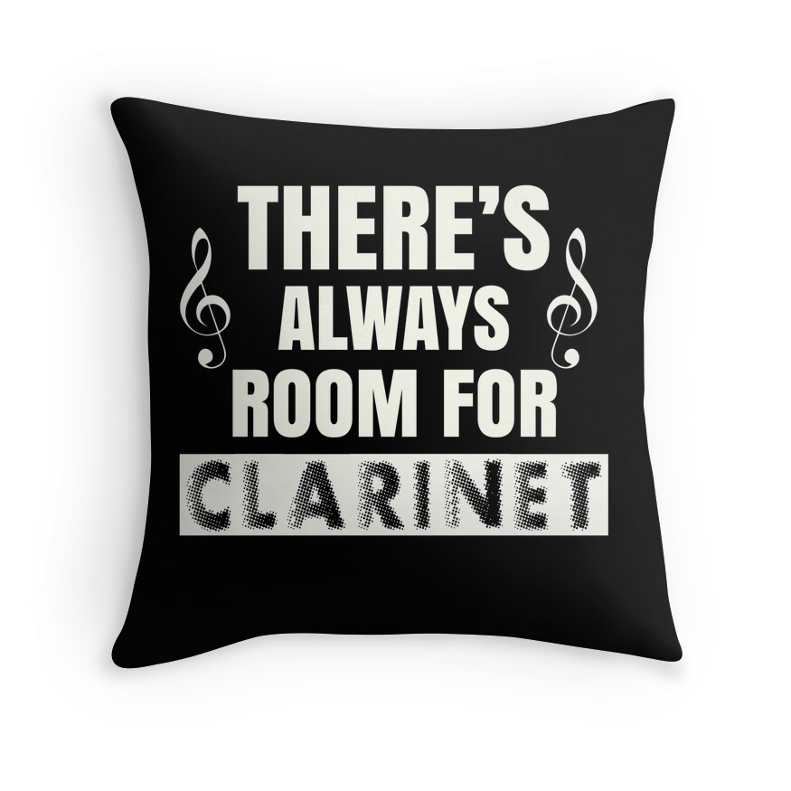 There's Always Room for Clarinet