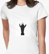 Robot Icon Tee Women's Fitted T-Shirt