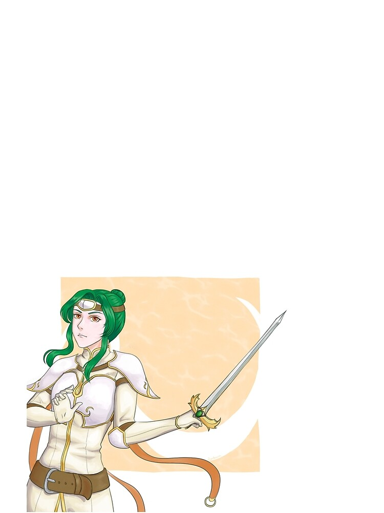 Elincia (warm) by titanias-horse