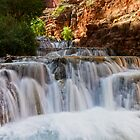 Beaver Falls by Valentina Gatewood