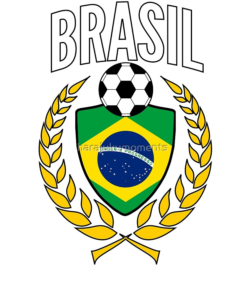 Brazil World Soccer Cup Jersey Laurel World Football Cup 2018 by harajukumoments