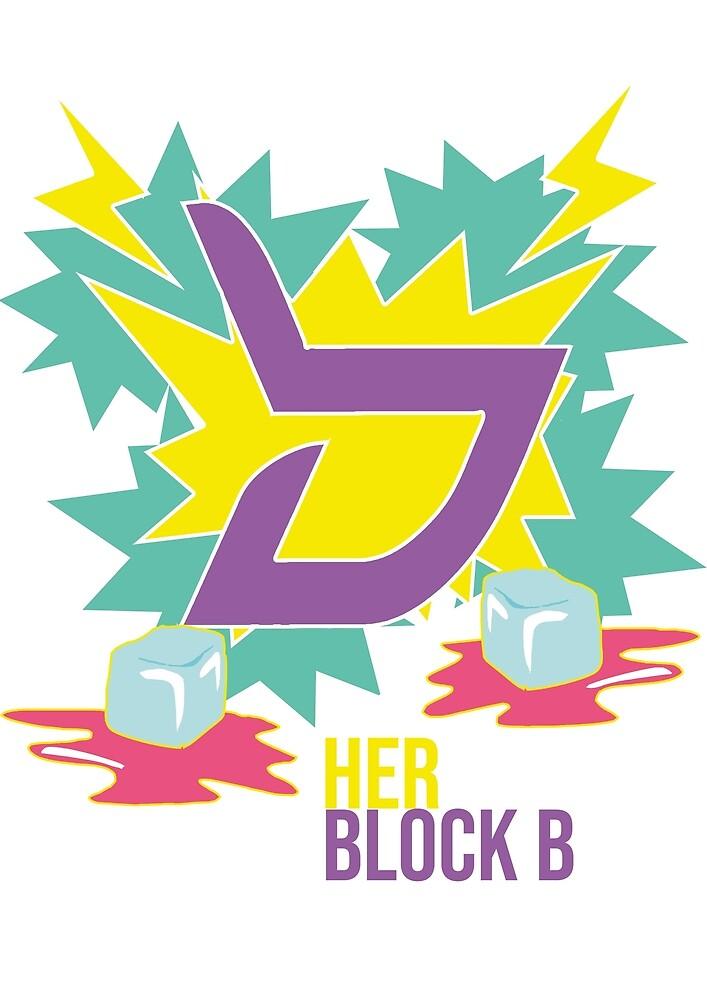 BLOCK B - HER MV INSPIRED by lojakshop