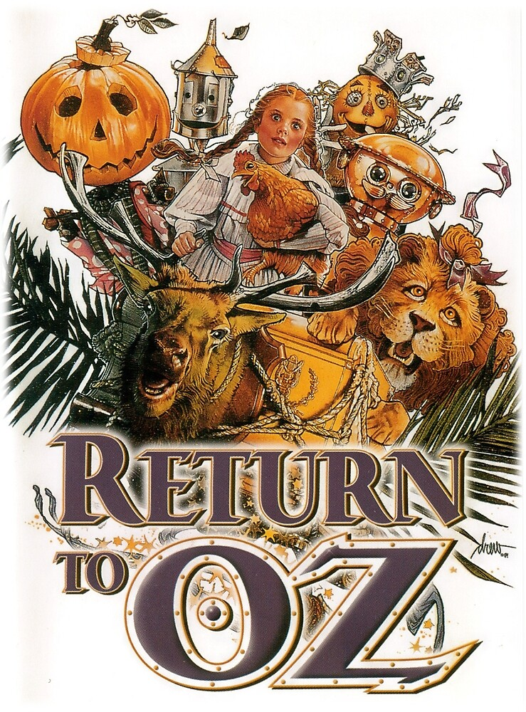 Return To Oz by scohoe