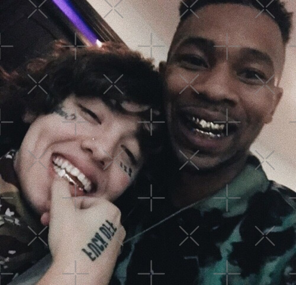 Lil Xan and Steven Cannon by LenaG56