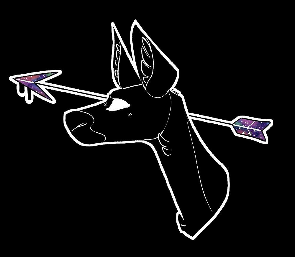 Oh Deer by Swap-Felly