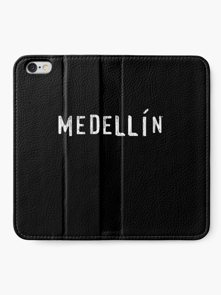 Alternative Ansicht von Medellin iPhone Flip-Case